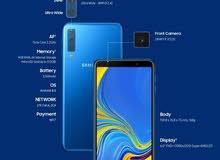 سامسونج A7 2018 للتبديل ب S8 فقط