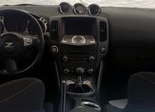 Nissan 370Z 2016 For sale - Grey color