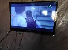 شاشة TV شارب + بلاي ستيشن 3 + بلاي ستيشن 2