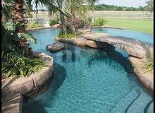 أبداع لتنفيذ أحواض السباحه بأسعار منافسة للسوق من 17000