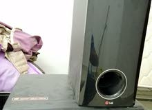 Lg Dvd with Sound System