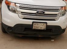 Ford Explorer (White) 2015