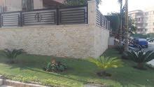 تشطيب واجهات الفلل وديكورات الحجر للمنازل والحديقة والشقه م الداخل