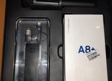 سامسونج A8+ للبيع بحالة الوكالة