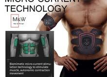 جهاز تحفيز العضلات الكهربائي Smart Fitness بتقنية ال E.M.S