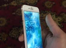 تلفون ايفون 6s ذاكره 64 نظافه 95% بي طخان خفيفه في الاطراف شاشه كلشي ما بيها رايده ب275الف