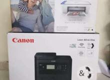 Canon all in one still new not unboxing