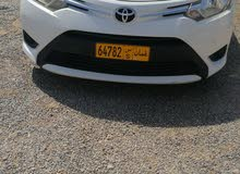 Toyota Yaris 2015 For sale - White color