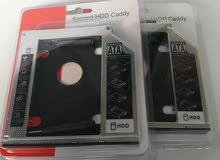 حاملة هارديسك إضافية للابتوب Second HDD SSD Caddy