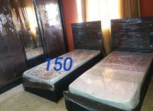 غرف نوم بأسعار مناسبة تبدء من 150