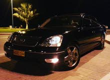 Used condition Lexus LS 2002 with 150,000 - 159,999 km mileage