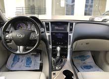 Gasoline Fuel/Power   Infiniti Q50 2015