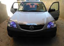 Gasoline Fuel/Power   Mazda Tribute 2005