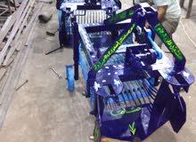 ماكينة حصاد البطاطس (ديجر) محلي الصنع