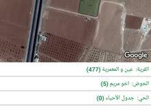 أرض 3400م للبيع - المفرق