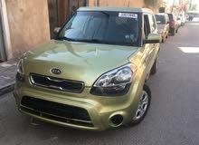 سيارة سول 2012