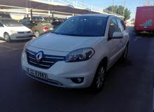 Renault kolleus 2014 First owner