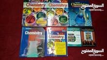 كتب مراجع Chemistry ( كيمياء )