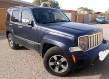 Automatic Blue Jeep 2010 for sale