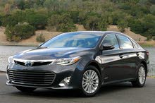 1 - 9,999 km Toyota Avalon 2013 for sale