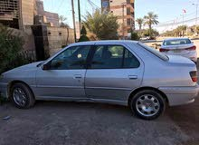 Peugeot 306 2002 For sale - Grey color