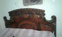 سرير دبل و تسريحة