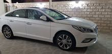 Hyundai Sonata 2017 For sale - White color