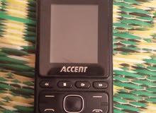 هاتف مستعمل accent
