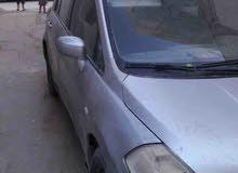 نسيان تيدا 2008 محرك يبي خدمه وصاله ومكيف تبارك الرحمن 0913434148