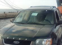 Ford Escape 2004 For sale - Green color
