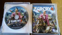CD farcry 4 ps3