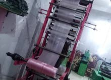 مشروع تصنيع أكياس بلاستيك مشروع جميل ومربح للبيع مصنع اكياس بلاستيك بسعر 95الف