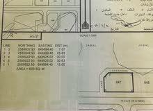 للبيع ارض سكنيه العامرات مدينة النهضه 600 متر