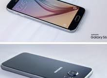 هاتف سامسونج s6 الاصلي للبيع شبه جديد