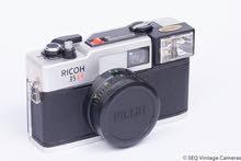 كاميرا تصوير فلم من الزمن الجميل يابينية الصنع Ricoh 35 EF