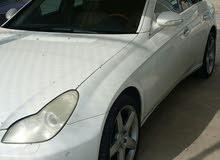 Gasoline Fuel/Power   Mercedes Benz CLS 500 2007