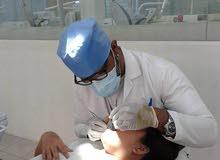 طبيب أسنان مصنف من الهيئة