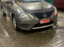 Nissan Sunny car is available for a Daily rent