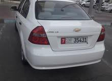 Chevrolet Aveo in Abu Dhabi