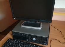 كمبيوتر مكتبي بحالة ممتازة