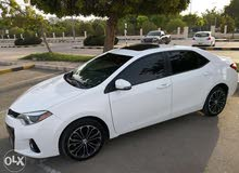 2014 Used Corolla with Manual transmission is available for sale