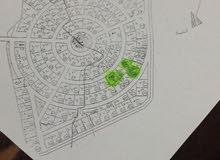 للبيع ثلاث قطع ارض بكينج مريوط