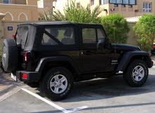 For sale Jeep Wrangler car in Dubai