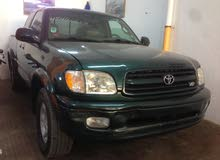 Toyota Tundra 2008 For sale - Green color