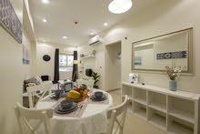 مجمع ديار هادية السكني - شقة مكونة من غرفتين للإيجار