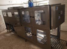 مصنع مياه ألة تعبئة مياه 18 لتر و 15 لتر