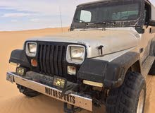 1997 Used Wrangler with Manual transmission is available for sale