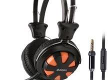 سماعات headphones A4tech الاصلية