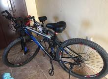 للبيع دراجه هوائيه مستخدمه فتره بسيطه