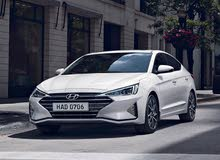 Best rental price for Hyundai Elantra 2019